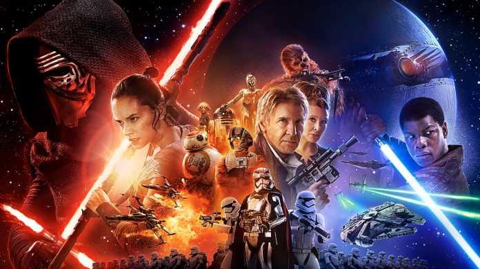 Ultimul trailer Star Wars