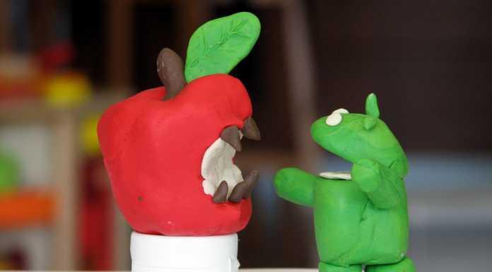 apple si google