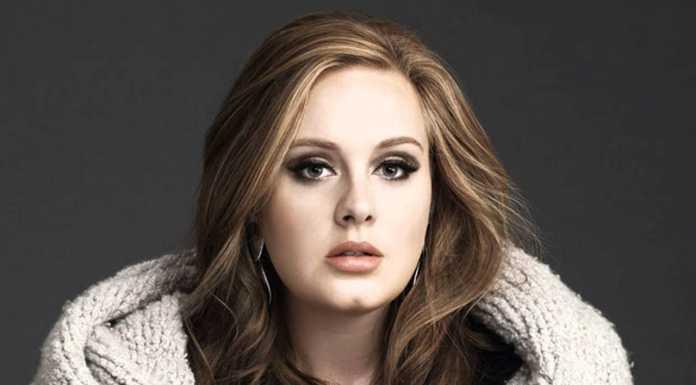 Un fragment din noul album Adele