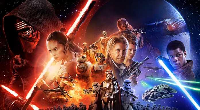 International trailer Star Wars: The Force Awakens