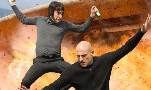 Trailerul The Brothers Grimsby - cu Sacha Baron
