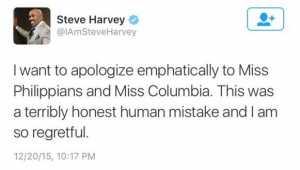 Miss Columbia incoronata din greseala Miss Univers
