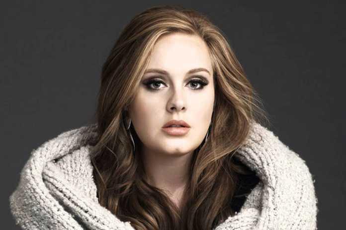 Cum a slabit Adele