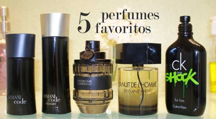 Cele mai bune parfumuri in 2015