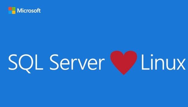 Microsoft SQL plus Linux