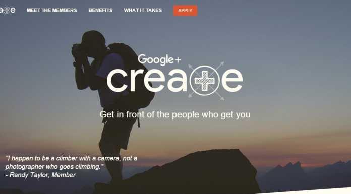 Google Create