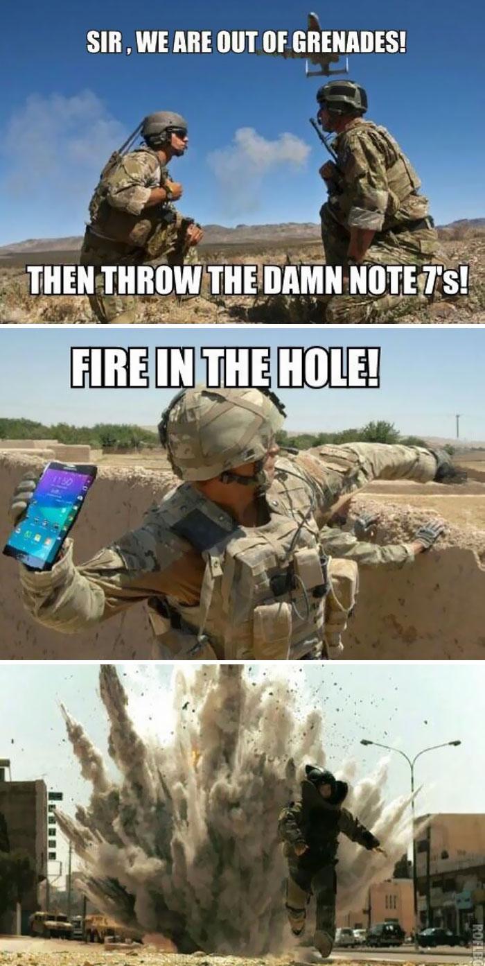 Samsung a oprit productia pentru Galaxy Note 7