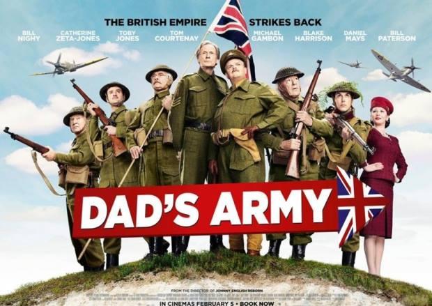 Noul trailer pentru filmul Dad's Army