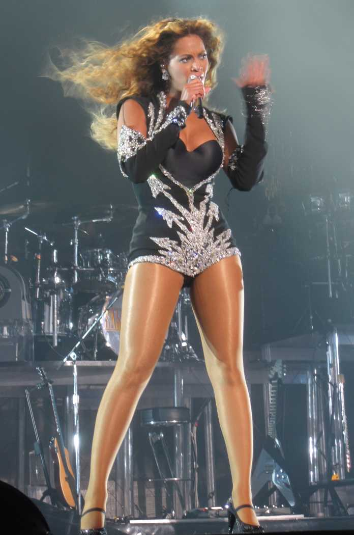 Beyonce ar fi mai in varsta
