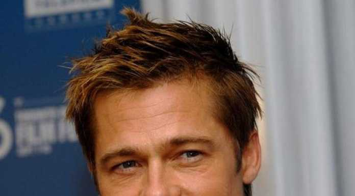 Brad Pitt mai sexy ca niciodata
