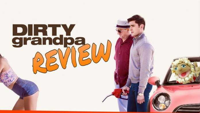 Trailerul Dirty Grandpa cu De Niro si Zac Efron