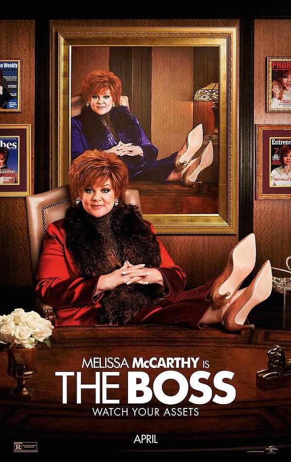 Trailer The Boss - cu Melissa McCarthy