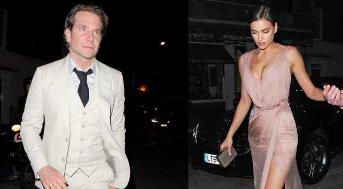 Bradley Cooper plimbare cu iubita in New York