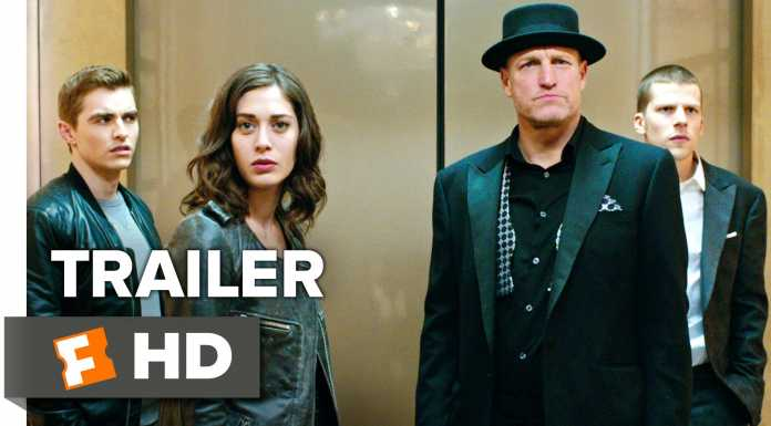 Trailer Now You See Me 2