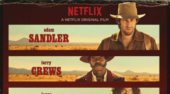 Trailerul The Ridiculous 6 - cu Adam Sandler