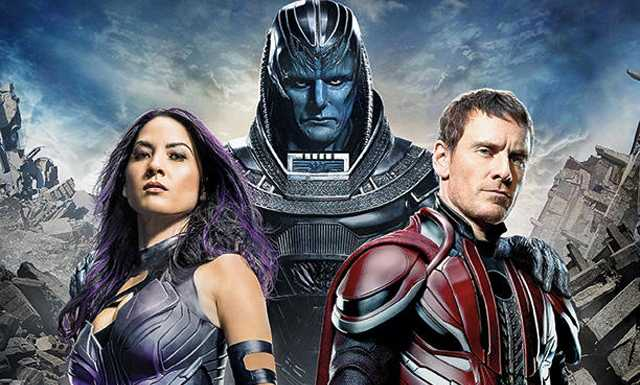 Trailerul X-Men: Apocalypse