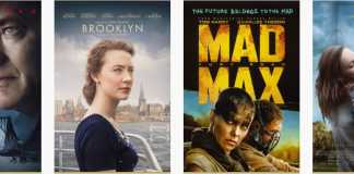 Oscar 2016 - Nominalizarile