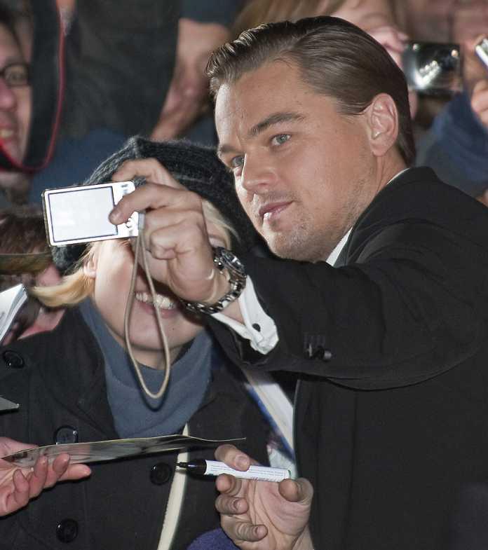 Leonardo DiCaprio pufaie