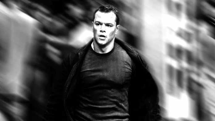 Trailerul Jason Bourne