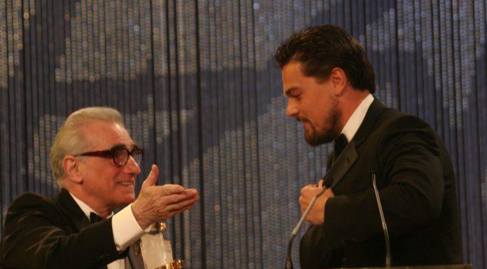 Leo DiCaprio ia avionul particular
