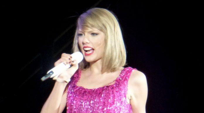 Taylor Swift petrece