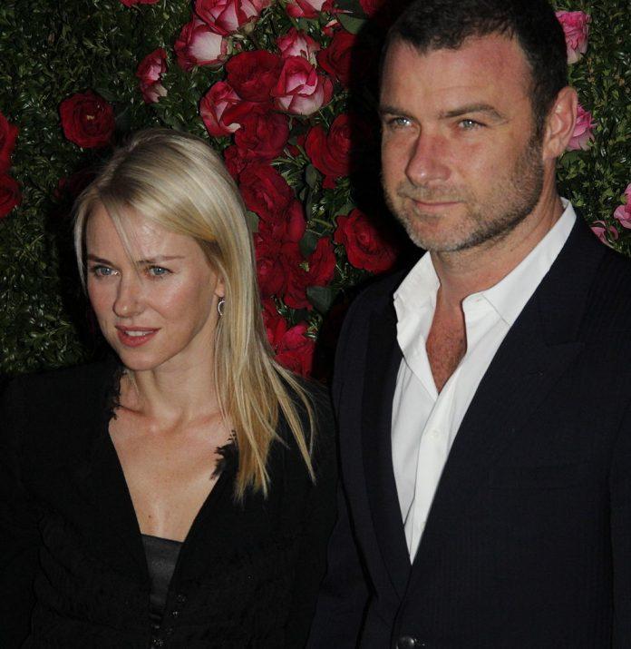 Liev Schreiber si Naomi Watts s-au despartit